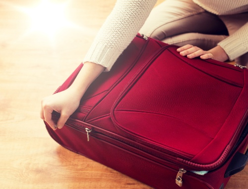 จัดกระเป๋าเดินทางง่ายๆเพื่อความสะดวกที่มากขึ้น Ep.03